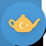 Турецкую баню отличает особенный ритуал